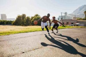 What to Do if Ankle Injury Occurs While Playing Basketball?